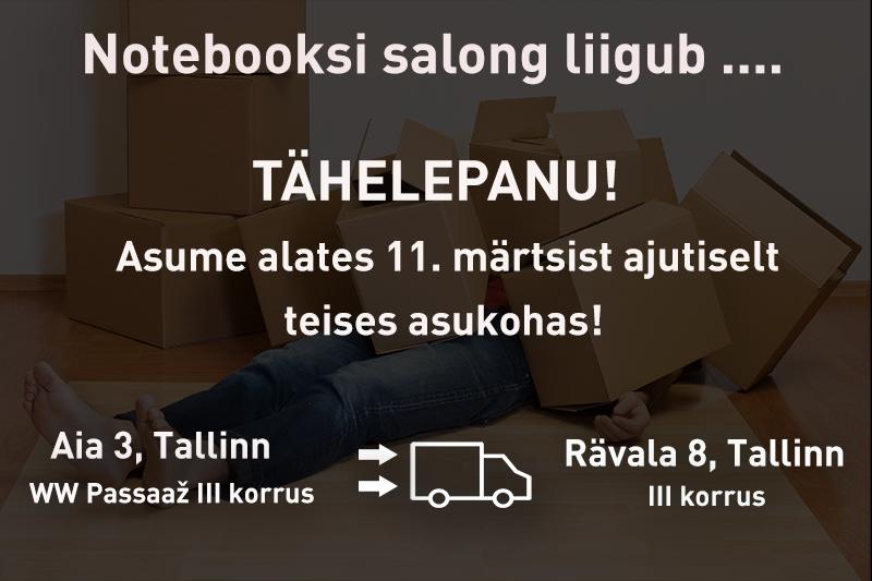 Notebooks kolib