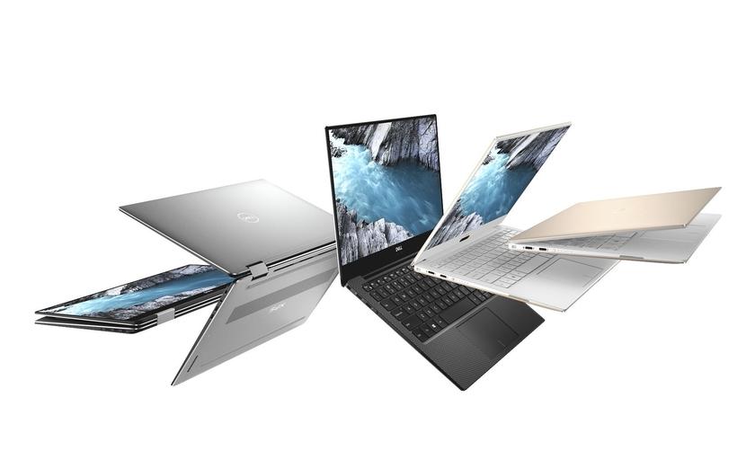 Dell XPS 13 sülearvutid
